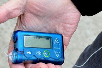 Insulin Pump Training link